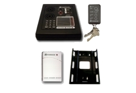 Wireless Apartment Alarm System
