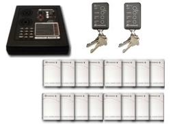 16 Zone Wireless Home Alarm System