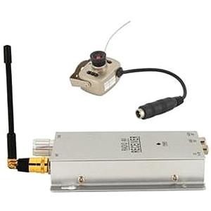 Wireless Spy Camera With Receiver