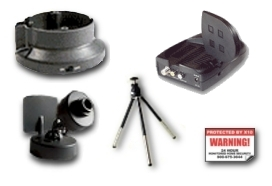 Wireless Surveillance Camera Kit