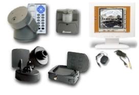 Pcweb Pan  Tilt Surveillance Camera System