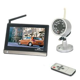 Wireless Night Vision Camera W 7 Lcd Monitor